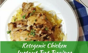 Instant Pot Keto Chicken Recipes Low Carb Recipes – Best ..