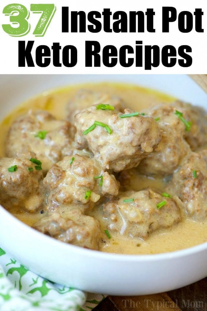 Instant Pot Keto Recipes · The Typical Mom - instant pot keto recipes chicken