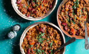 Instant Pot Meatless Easy Vegan Chili Recipe | Food Faith ..