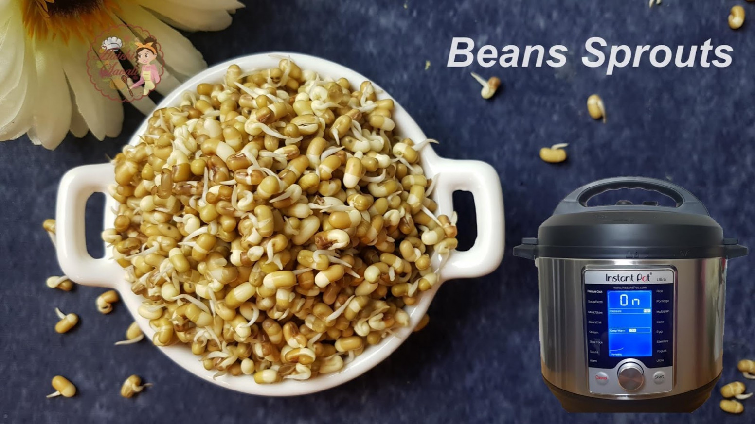 Instant Pot Moth Beans Sprouts: Healthy snacks on the go ..