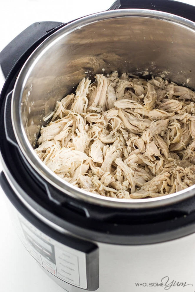 Instant Pot Pressure Cooker Chicken Breast Recipe ..