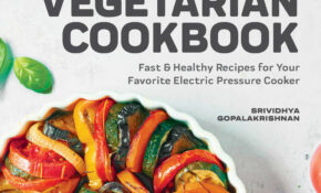 Instant Pot R Vegetarian Cookbook: Fast And Healthy Recipes ..