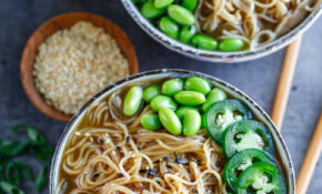 Instant Pot Ramen Bowls – Healthy Recipes Ramen Noodles