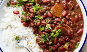 INSTANT POT RED BEAN AND RICE – Vegetarian And Rice Recipes