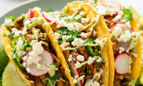 Instant Pot Shredded Chicken Tacos – Taco Recipes Chicken