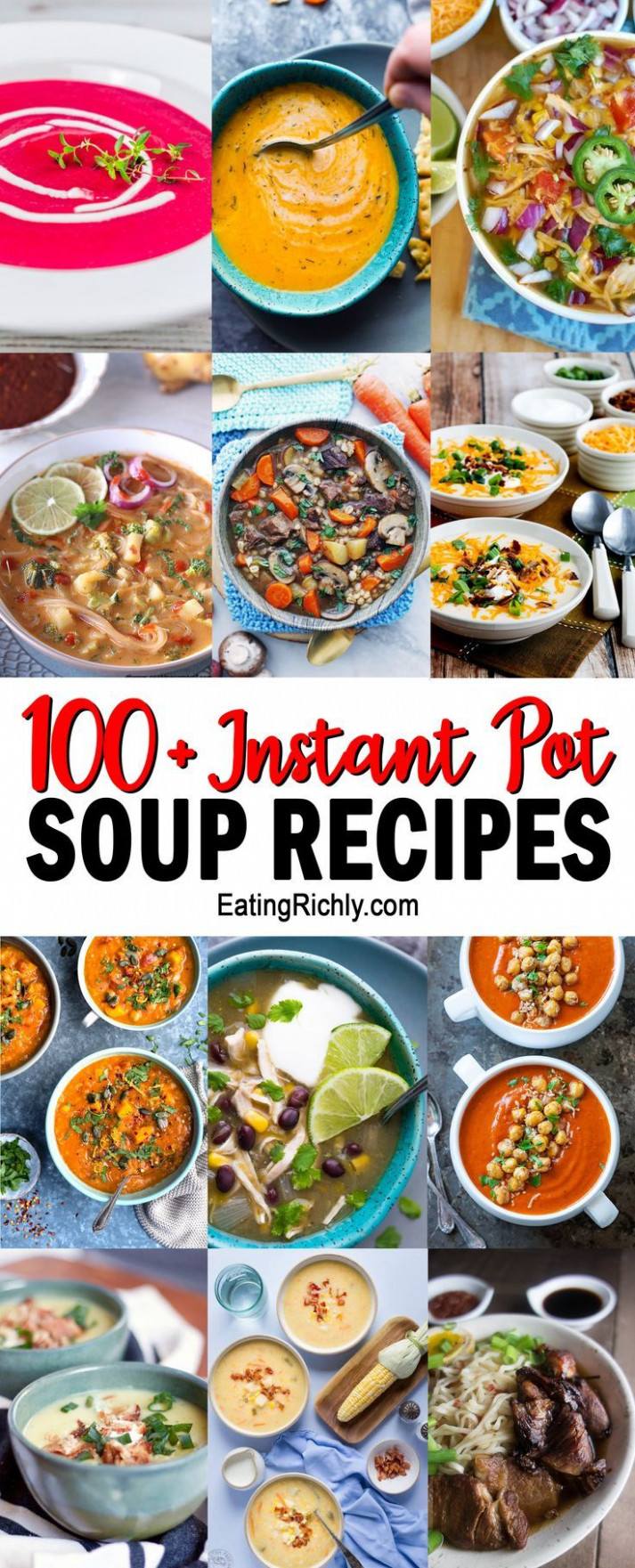 Instant Pot Soup Recipes Your Family Can't Resist (15+ ..