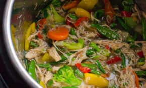 Instant Pot Stir Fry – IFOODreal – Healthy Family Recipes – Healthy Stir Fry Recipes Chicken