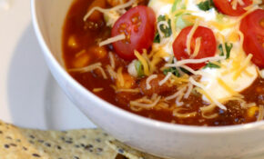 Instant Pot Taco Soup Healthy Recipe In 20 Minutes – Healthy Recipes Using Ground Turkey