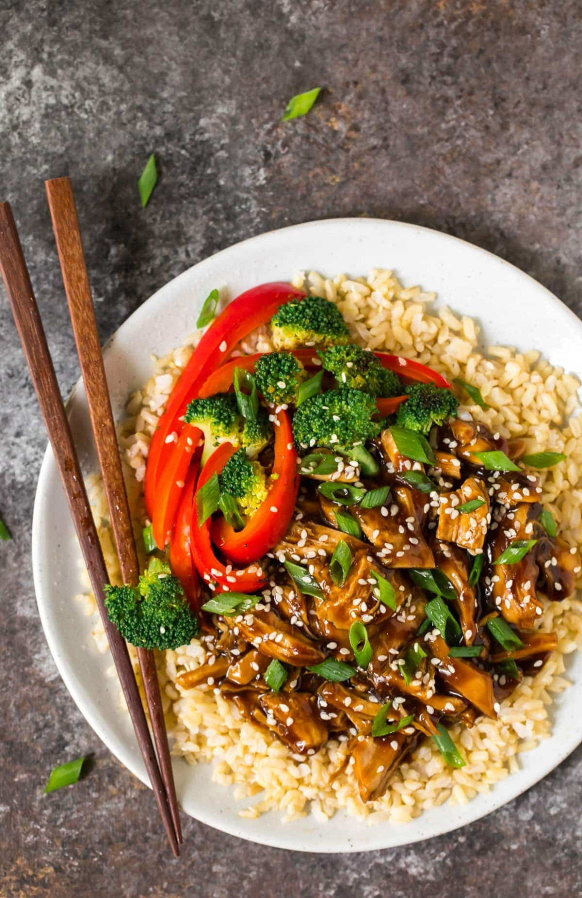 Instant Pot Teriyaki Chicken - instant pot recipes chicken