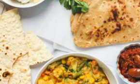 Instant Pot Vegetable Kurma – Ministry Of Curry – Recipe Vegetarian Korma Curry