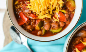 Instant Pot Vegetarian Chili with Quinoa - Hey, Let's Make ...
