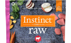 Instinct® Raw Frozen Bites Natural Beef Recipe for Small ...