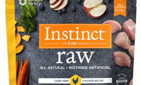 Instinct® Raw Frozen Medallions Cage Free Chicken Recipe ..