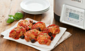 Introducing The Crock Pot® 5 In 1 Multi Cooker – One Pot Chicken Recipes Dinner Party
