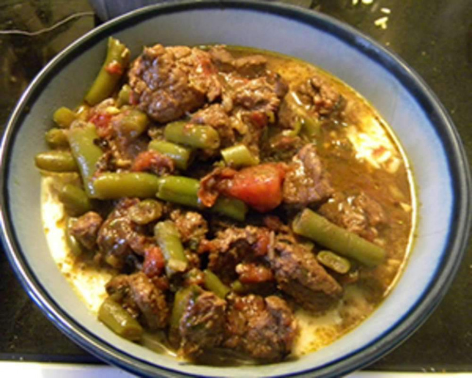 Iranian Beef Stew - persian food recipes