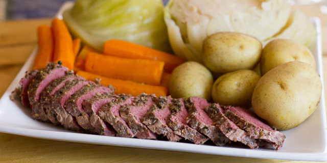 Irish Boiled Dinner Recipe - New England, Jiggs, Colonist Meal - recipes new england boiled dinner
