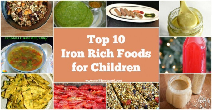Iron Rich Vegetarian Recipes For Anemia | Amatrecipe