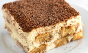 Irresistible Tiramisu Recipe With Tips – Dessert Food Recipes