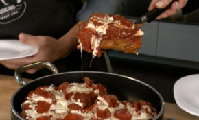 Is This Deep-Fried Barbecue Chicken-Stuffed Pizza-Dilla the ...