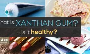 Is Xanthan Gum Healthy Or Not? Uses, Side Effects And More ..