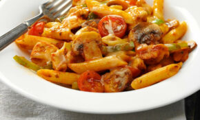 Italian Chicken And Penne – Recipes Of Italian Food