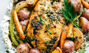 Italian Chicken And Veggies – Healthy Chicken And Vegetable Recipes