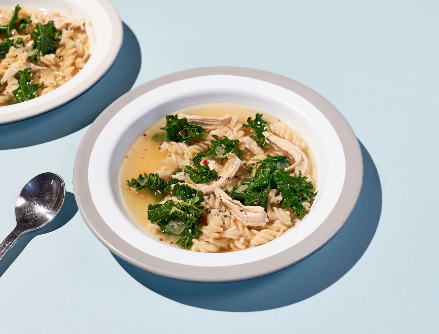 Italian Kale and Chicken Soup Recipe | Goop - recipes kale and chicken