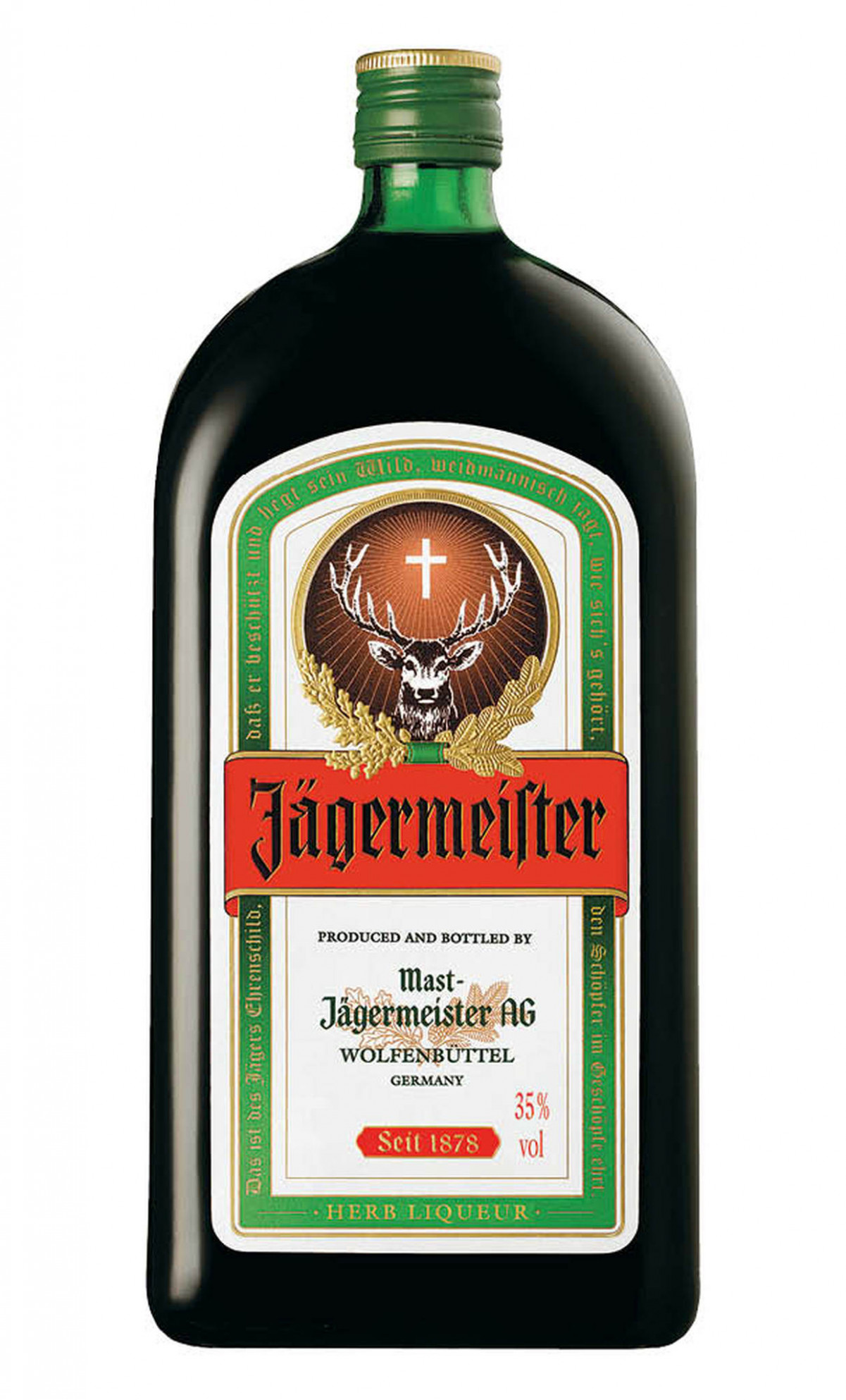 Jagermeister German Herbal Liqueur Spirit 13ml - food recipes using jagermeister