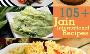 Jain International Recipes, Recipes For Jains | Recipes To ..