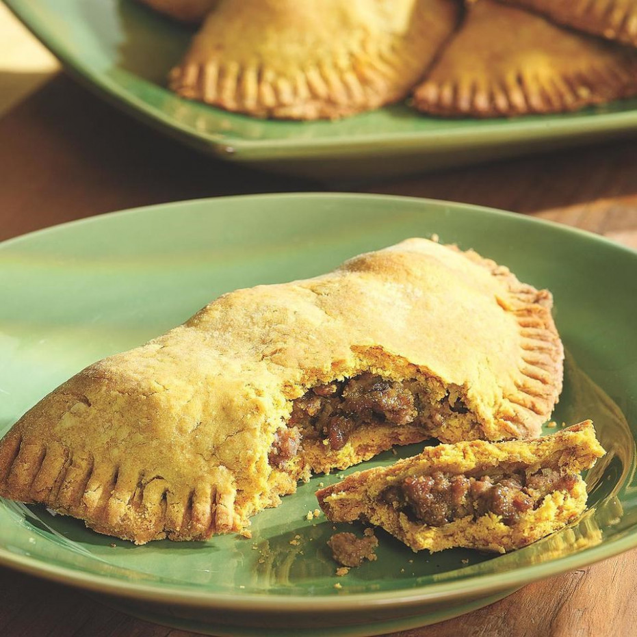 Jamaican Beef Patties Recipe - EatingWell - jamaican food recipes