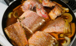 Jamaican Brown Stew Fish – The Eat More Food Project – Recipes Jamaican Food