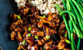 Jamaican Jerk Cauliflower – Healthier Steps – Vegetarian Recipes Jamaican