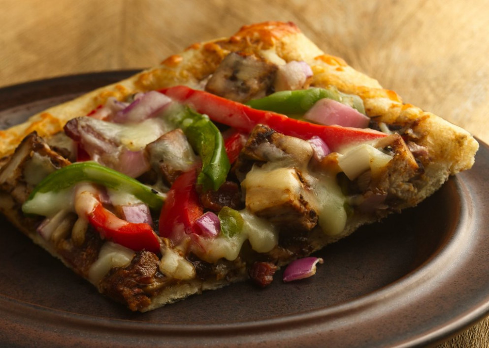 Jamaican Jerk Chicken Pizza Recipe - Recipes Jamaican Food