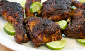 Jamaican Jerk Chicken Recipes — Dishmaps – Jamaican Recipes Chicken