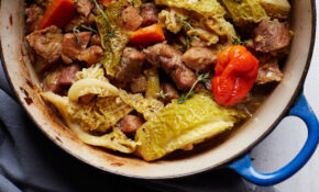 Jamaican Pork Stew – Jamaican Dinner Recipes