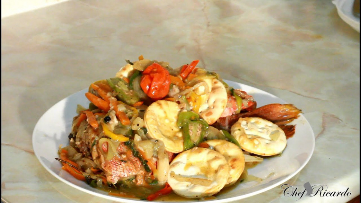 Jamaican Steamed Fish Recipe | Recipes By Chef Ricardo - food recipes jamaican