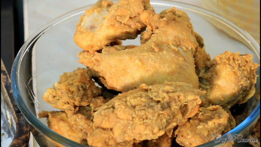 Jamaican World'S Best Fried Chicken Recipes | Recipes By ..