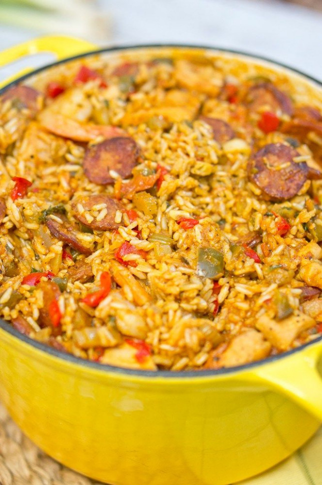 Jambalaya | All Things Savory! | Food recipes, Jambalaya ..