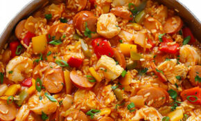 Jambalaya Recipe | Gimme Some Oven – Healthy Recipes Jambalaya