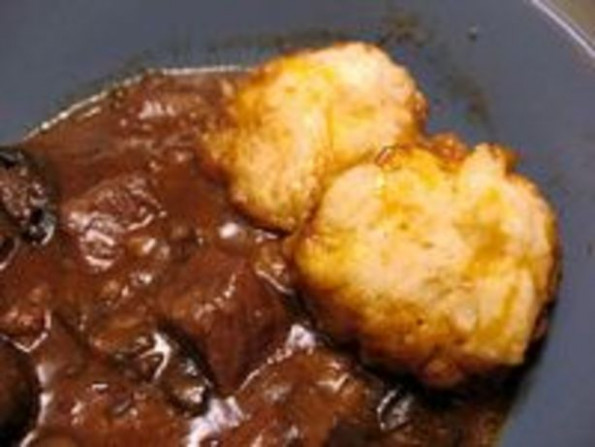 Jamie Oliver - Beef And Guinness Stew With Dumplings ..