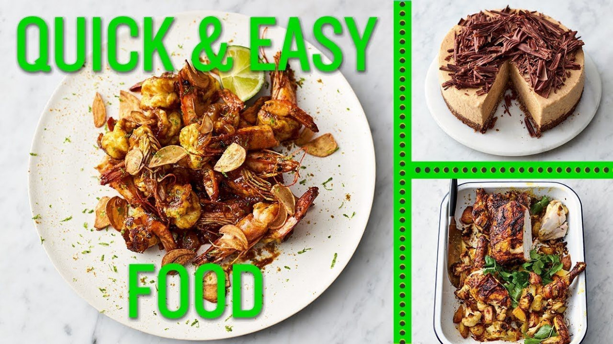 Jamie Oliver Quick And Easy Food Recipes - Jamie Oliver Quick And Easy Food Recipes