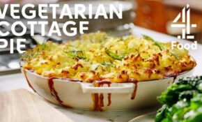 Jamie Oliver's Game-Changing VEGETARIAN Cottage Pie | Jamie's Meat-Free  Meals