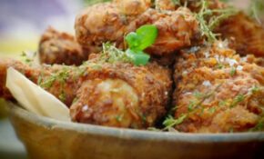 Jamie Oliver Southern Fried Chicken Recipe On Jamie And ..