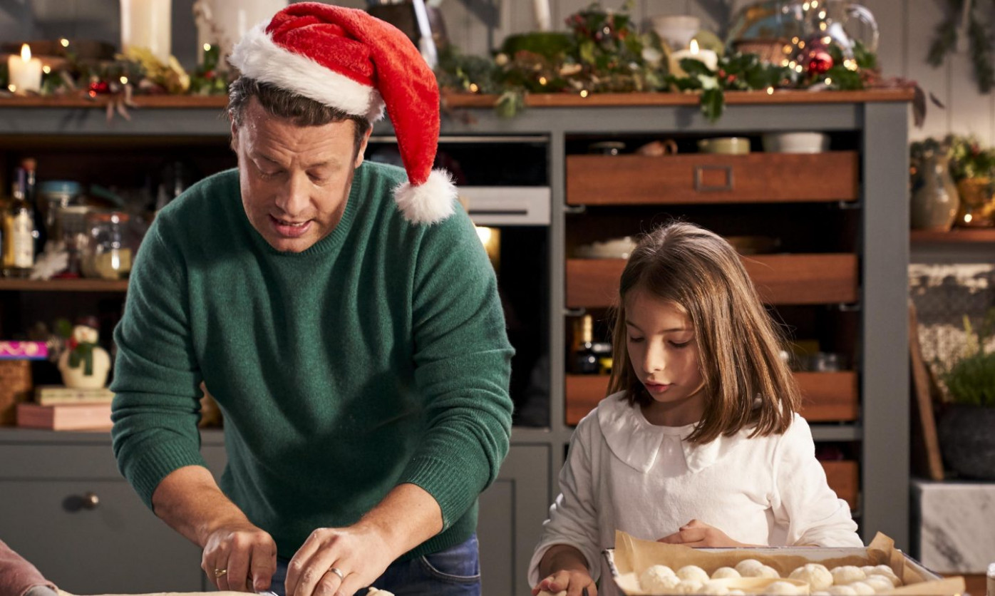 Jamie's Quick And Easy Christmas: Time, Date And Channel! - Recipes Jamie's Quick And Easy Food