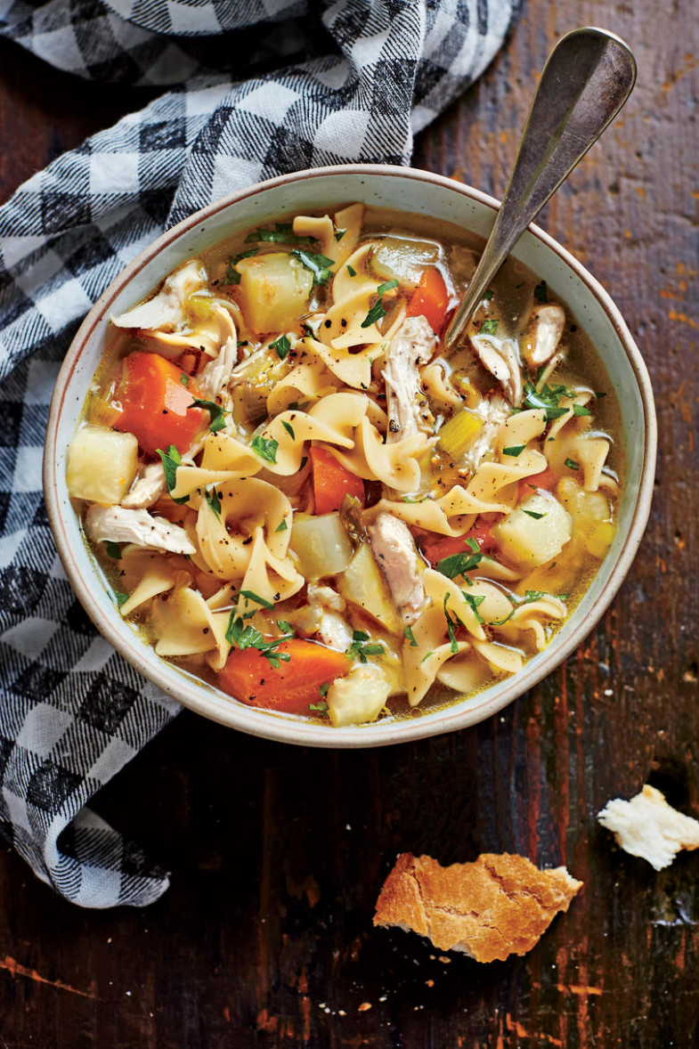 January 2016 Recipes - Southern Living - food recipes with chicken