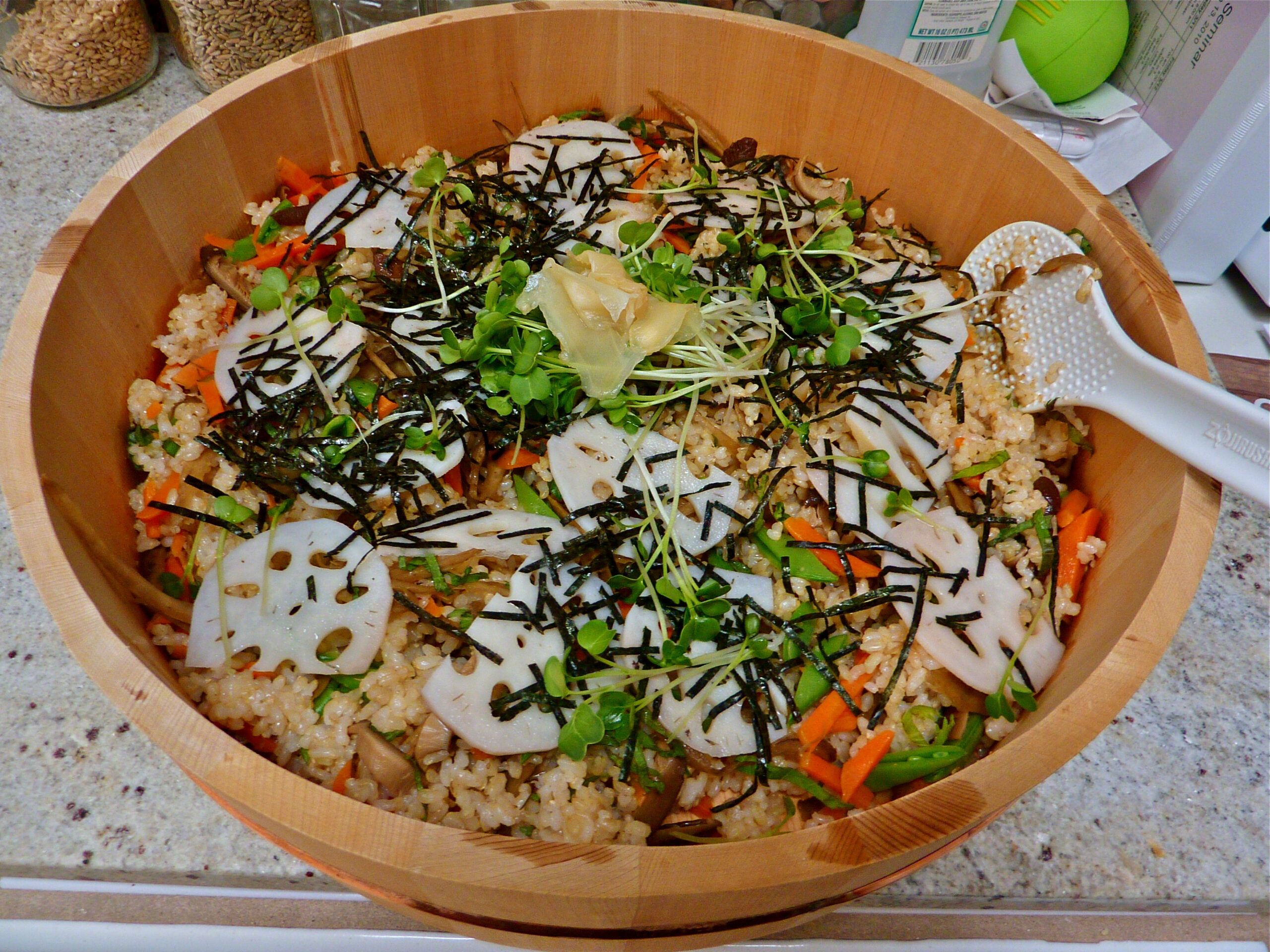 Japanese Cuisine And Culture | The MacroChef | Page 11 - Japanese Vegetarian Recipes