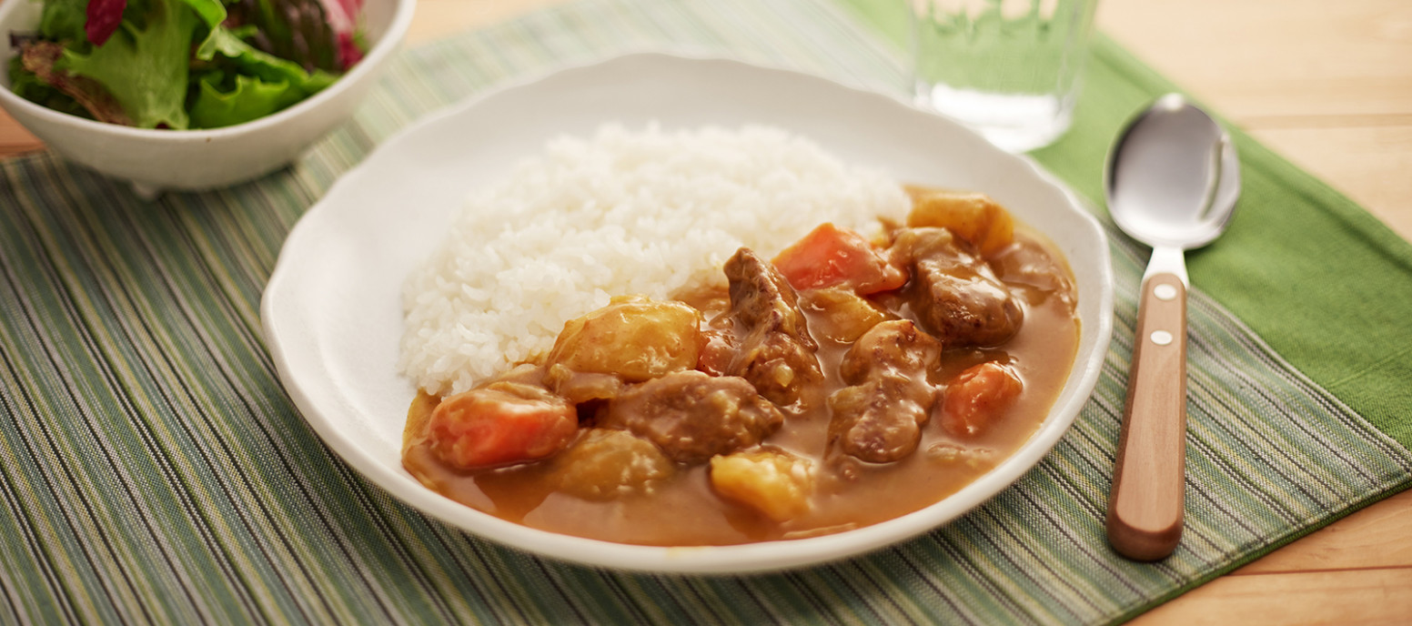 Japanese Curry | Recipes | S&B Foods Global Site - dinner recipes japanese