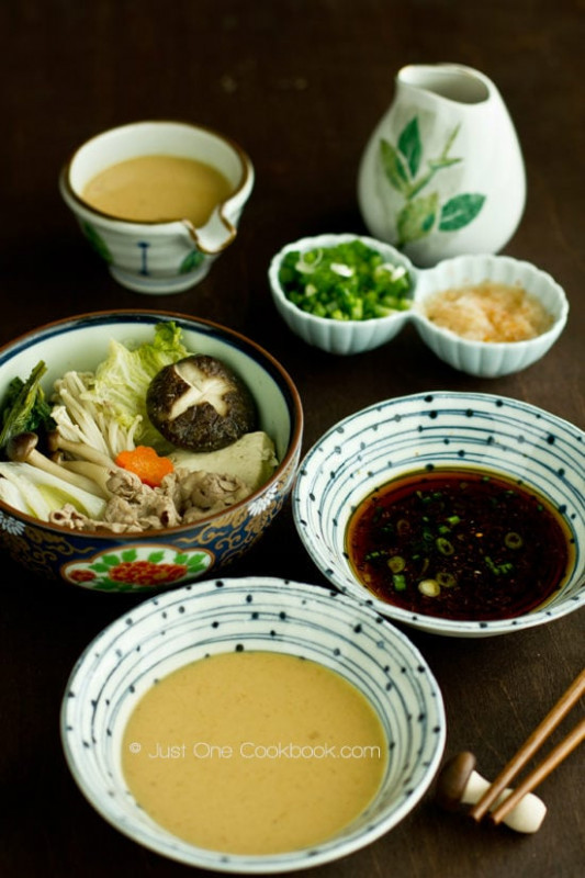 Japanese Family Meal Ideas • Just One Cookbook - dinner recipes japanese
