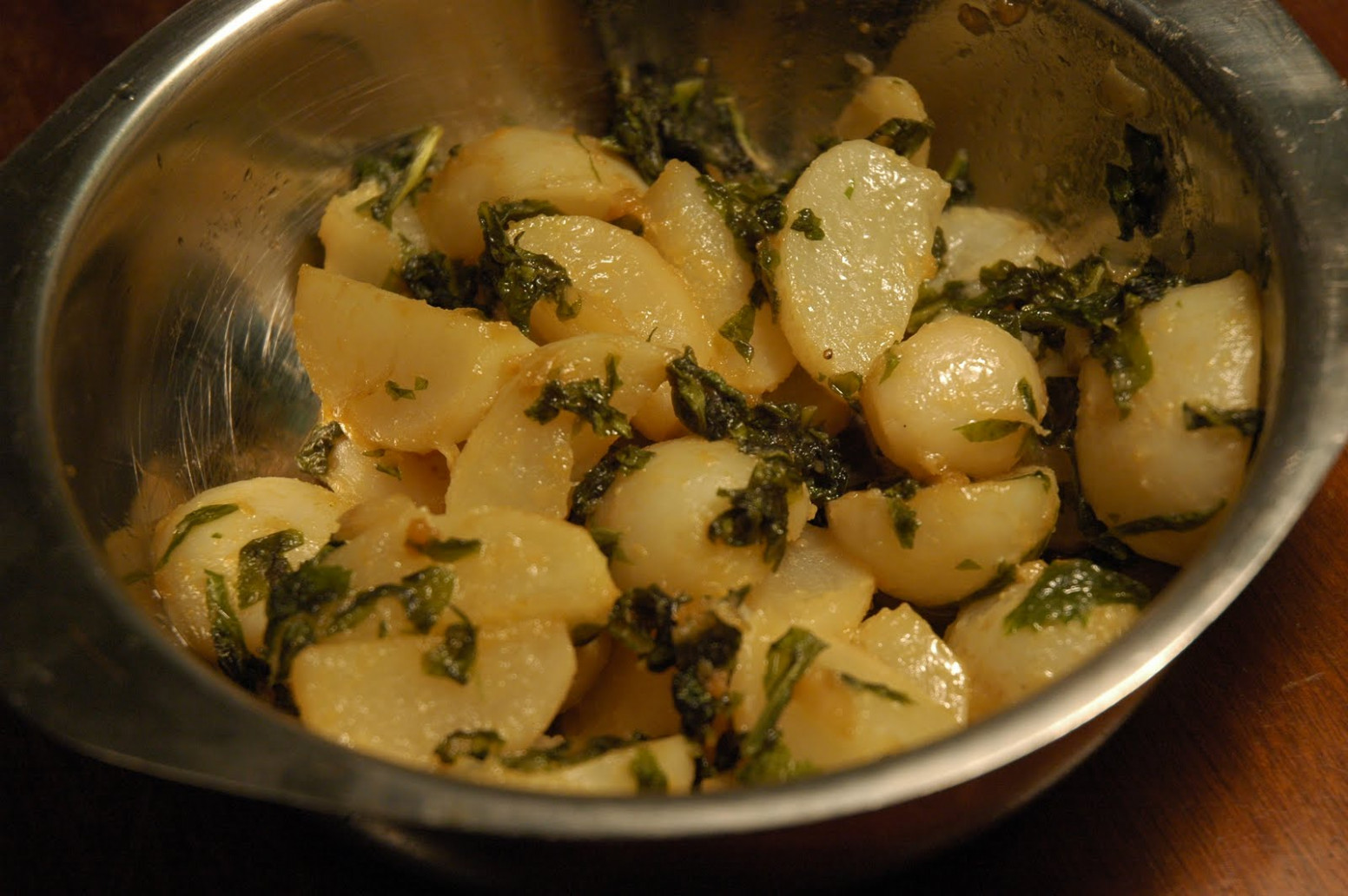 Japanese Turnips with Miso Ghee | ABCD's of Cooking | ABCD ..
