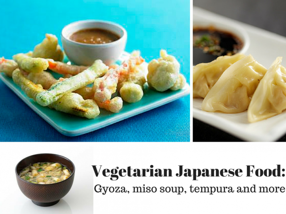 Japanese Vegetarian and Vegan Food Recipes - vegetarian recipes japanese food